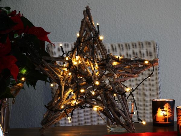 Weihnachtsstern (oh. Lichterkette)