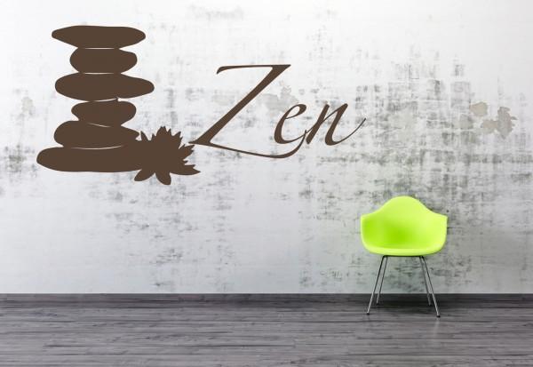"""Wandtattoo """"Zen"""""""