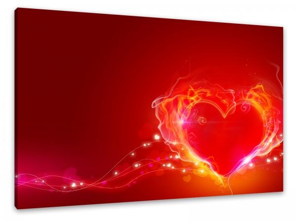 "Leinwandbild ""Pure Love"""