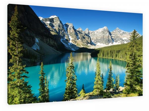 "Leinwandbild ""Kanada Nationalpark"""