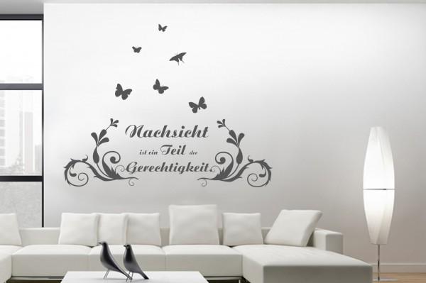"""Wandtattoo """"Gerechtigkeit"""""""