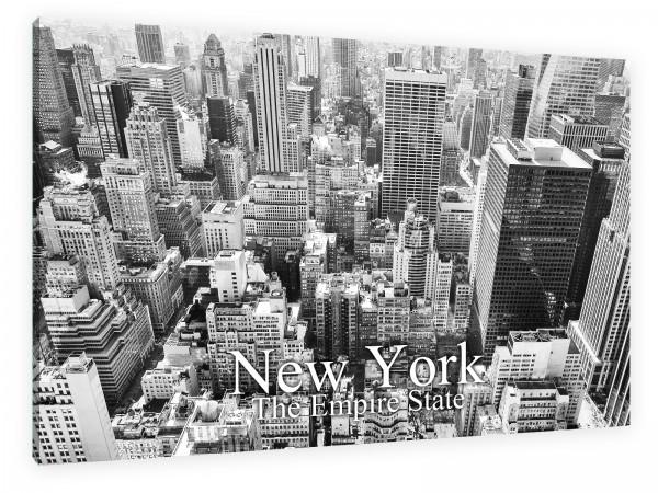 "Leinwandbild ""New York - Manhattan"""