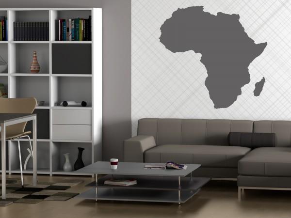 Afrika-Wandtattoo Africa