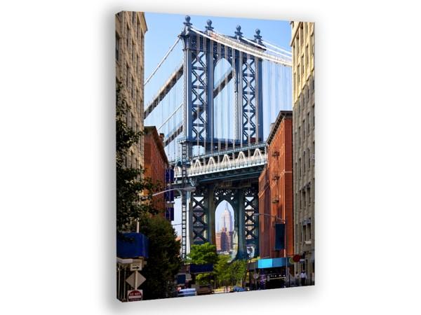 "Leinwandbild ""New York Streets"""