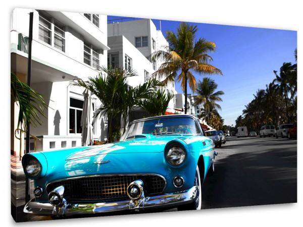"Leinwandbild ""Vintage Car"""